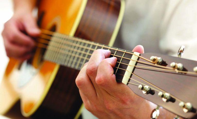 Chant et guitare - débutants