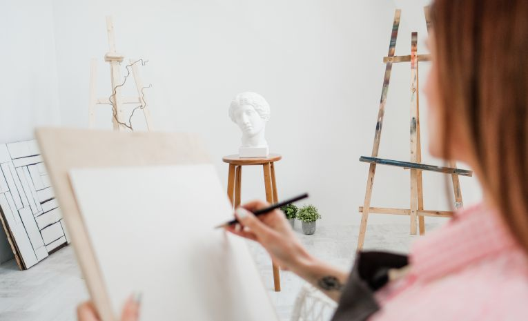 Dessin académique : portrait, anatomie, paysage