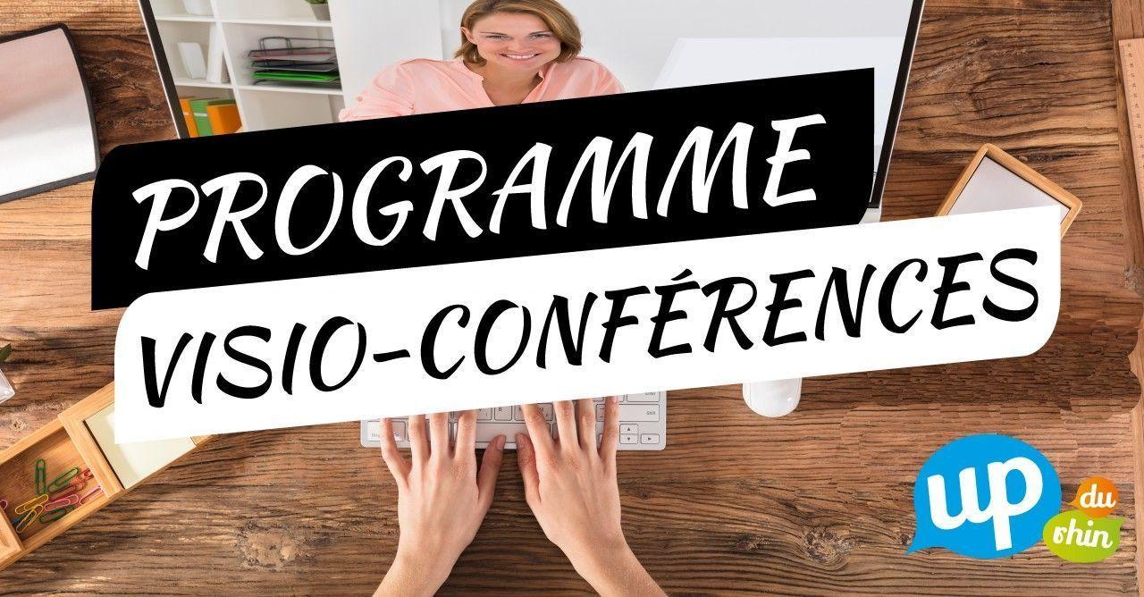 Programme de visio-conférences de l'UP du Rhin